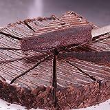 チョコレートケーキ(アメリカ産)12ピース/ホールケーキ  誕生日♪ バースデーケーキ ギフト【販売元:The Meat Guy(ザ・ミートガイ)】 ランキングお取り寄せ