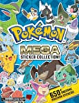 Pokemon Mega Sticker Collection (Poke...