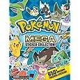 Pokemon Mega Sticker Collection