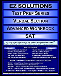 EZ Solutions - Test Prep Series - Verbal Section - Advanced Workbook - SAT