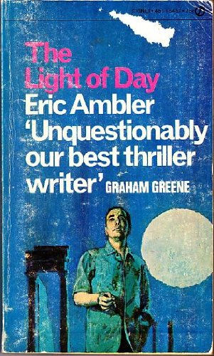 The Light of Day, Ambler, Eric
