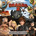 Official How To Train Your Dragon 2015 Wall Calendar