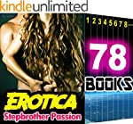 EROTICA: Stepbrother Passion: 78 Book...