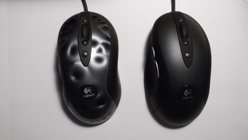 Amazon Com Logitech Optical Gaming Mouse G400 With High