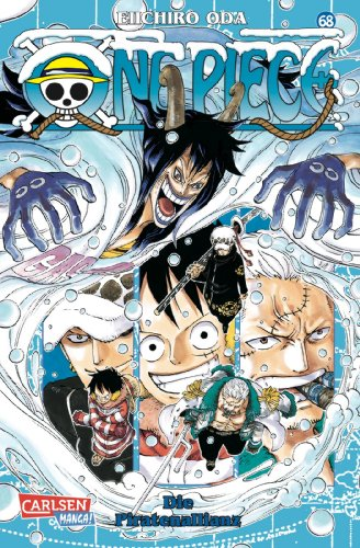 One Piece, Band 68