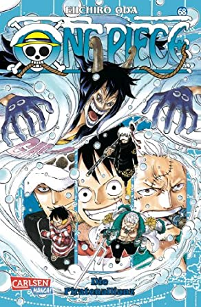 One Piece Mangas