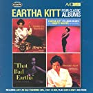 Four Classic Albums (That Bad Eartha / Down To Eartha / Thursdays Child / St. Louis Blues) (Digitally Remastered)
