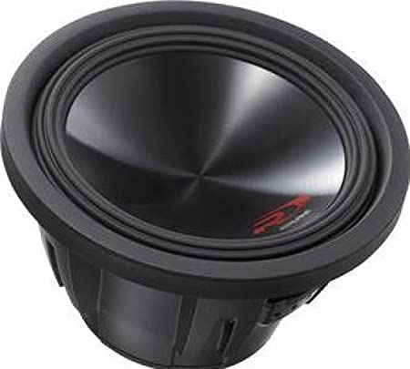 "Alpine 10"" Dual 4-Ohm Type-R Series Car Subwoofer SWR 10D4"