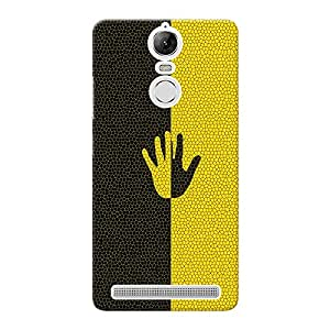 Mobile Back Cover For Lenovo K5 Note (Printed Designer Case)
