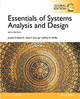 Essentials of Systems Analysis and Design, 6th Global Edition
