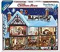 White Mountain Puzzles Christmas House Jigsaw Puzzle (1000 Piece) from White Mountain Puzzles, Inc.
