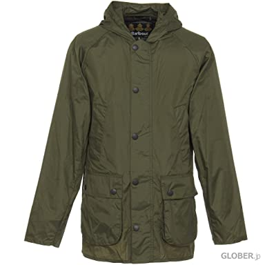 Barbour Hooded Bedale SL Nylon MCA0338