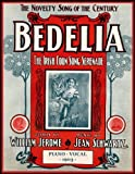 img - for Bedelia - Song - Piano/Vocal book / textbook / text book