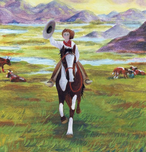 Image for Clara Rides the Rancho (Whispers enrichment series)