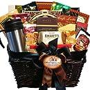Art of Appreciation Gift Baskets Coffee Connoisseur Gourmet Food Basket