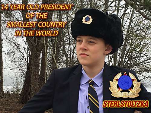 14 Year Old President of the Smallest Country in the World - Season 1
