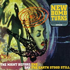 The Night Before The Day The Earth Stood Still