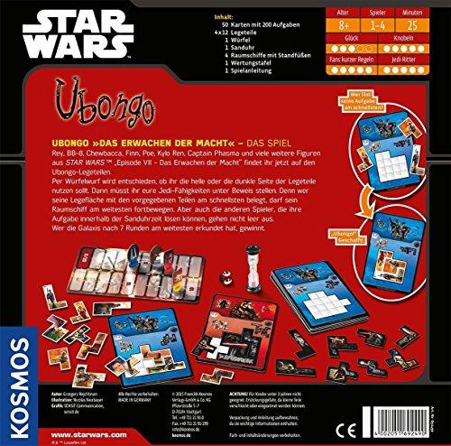 ウボンゴ:スターウォーズ Ubongo: Star Wars - Das Erwachen der Macht [並行輸入品]