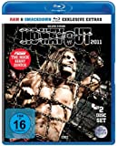 WWE - No Way Out 2011 (Blu-ray) [2 DVDs]