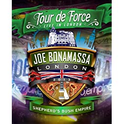 Tour De Force: Live In London - Shepherd's Bush Empire [Blu-ray]