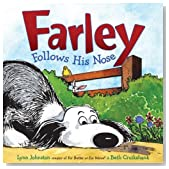 Farley Follows His Nose