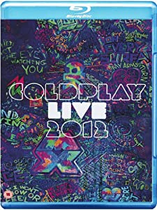 Coldplay: Live 2012 (CD/Blu-Ray)