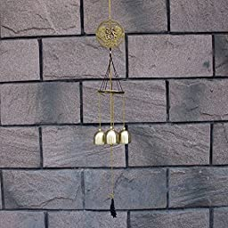YONG Creative metal wind chimes hanging ornaments