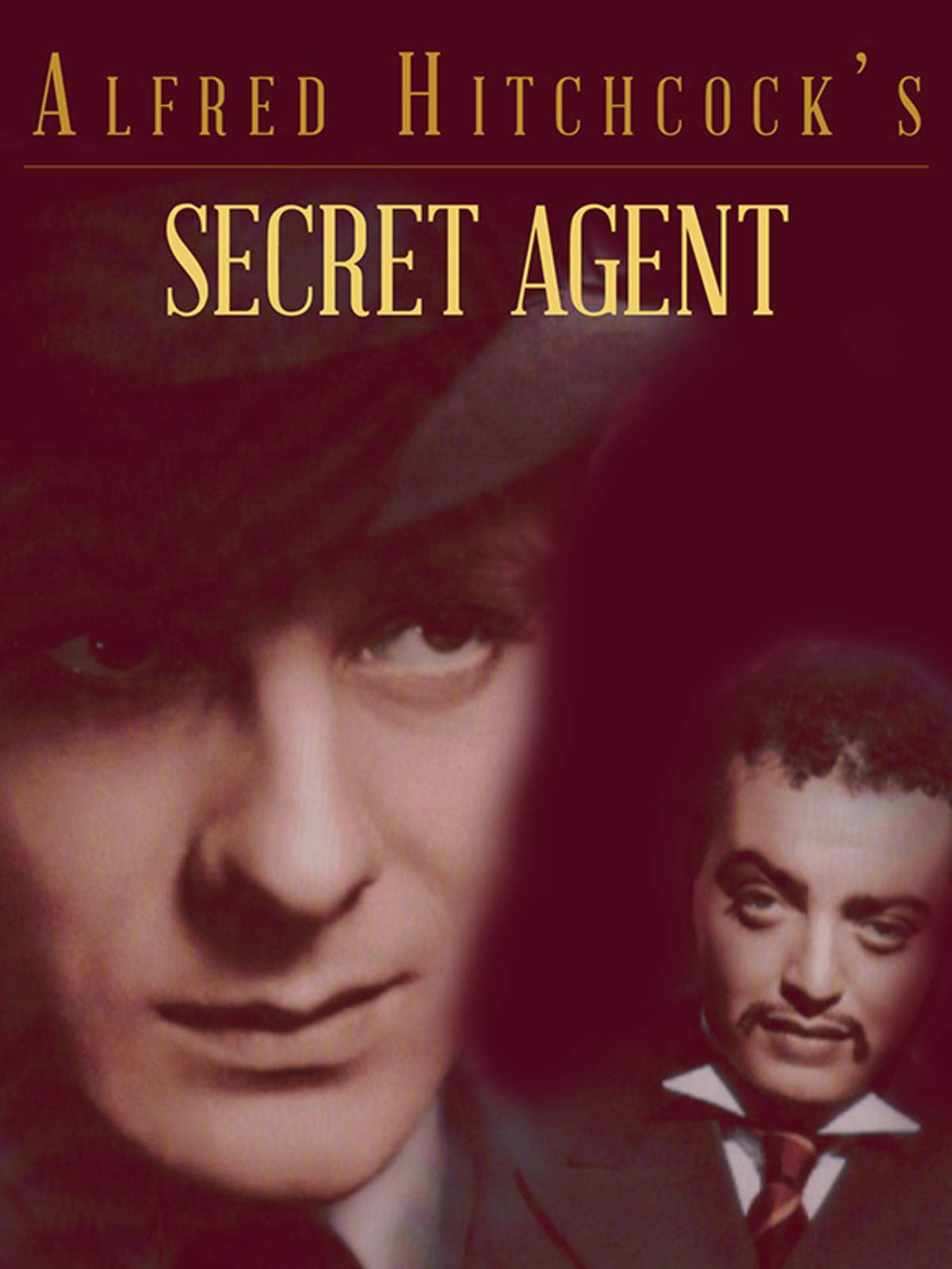 Alfred Hitchcock's: Secret Agent