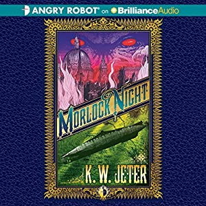 Morlock Night Audiobook