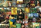 1000ピース ジグソーパズル 名画セレクション 40(49x72cm)