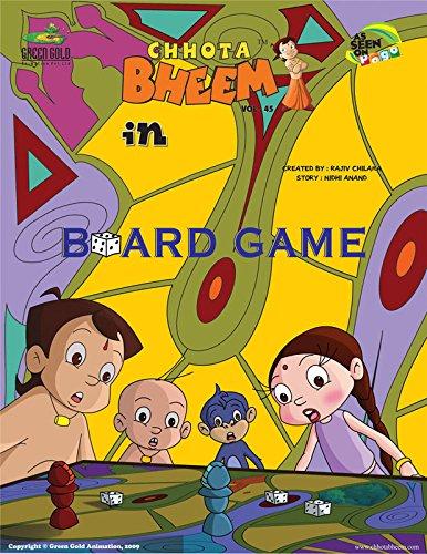 Chhota Bheem in Board Game - Vol. 45
