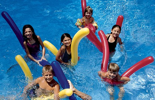 Doodles Inflatable Pool Float Toy 6-Pack