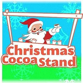Christmas Cocoa Stand