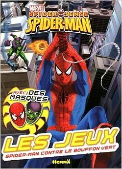 Marvel ultimate spiderman les jeux avec des masques spider man contre le bouffon vert - Jeux de ultimate spider man gratuit ...