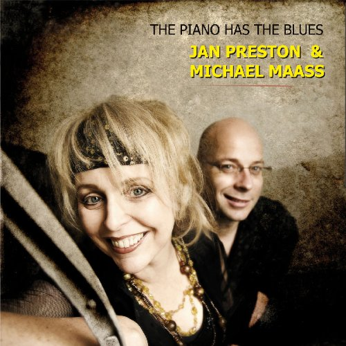 The-Piano-Has-the-Blues-Jan-Preston-Michael-Maas-Audio-CD