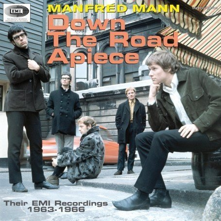 MANFRED MANN - Down the Road Apiece: Their EMI Recordings 1963-1966 - Zortam Music