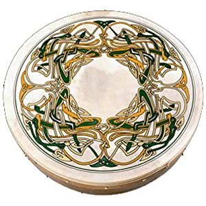 Waltons 18 celtic shield design bodhran beater for Irish jewelry stores in nj