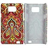 Heartly Aztec Tribal Art Printed Design Retro Color Armor Hard Bumper Back Case Cover For Samsung Galaxy S2 II...