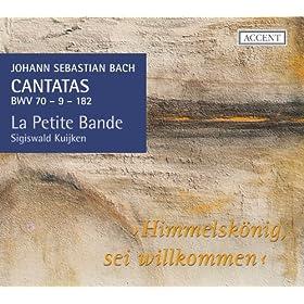 Himmelskonig, sei willkommen, BWV 182: Aria: Starkes Lieben (Bass)