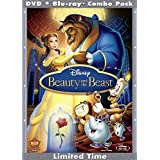 Beauty and the Beast (Three-Disc Diamond Edition Blu-ray/DVD Combo in DVD Packaging) ~ Paige O'Hara