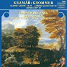 Krommer, F.: 13 Pieces / Clarinet Quintet, Op. 95 / Partita, Op. 69 (Amati Quartet)