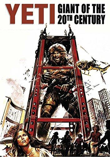 DVD : Yeti: The 20th Century Giant
