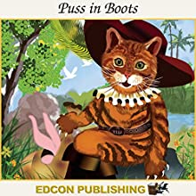 Puss in Boots: Palace in the Sky Classic Children's Tales Audiobook by  Imperial Players Narrated by  Imperial Players