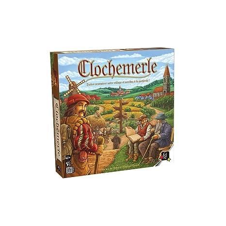 CLOCHEMERLE - Gigamic