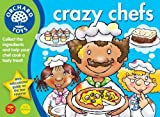 2 X Orchard Toys Crazy Chefs