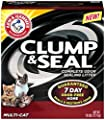 Arm & Hammer Multi-Cat Clump & Seal Clumping Litter