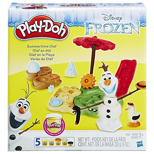Play-doh - B3401eu40 - Reine des Neiges - Olaf