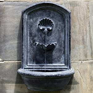 Tivoli Shell Wall Fountain