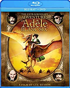 Extraordinary Adventures of Adele Blanc-Sec [Blu-ray] [Import]