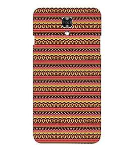 EPICCASE ethnic pattern Mobile Back Case Cover For LG X Power (Designer Case)